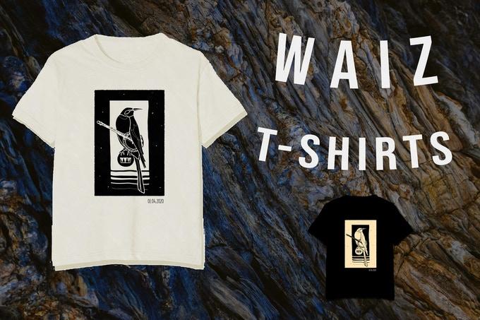 Waiz-tshirts-models